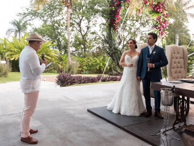 La boda de Aldo y Elena en Xochitepec, Morelos 159