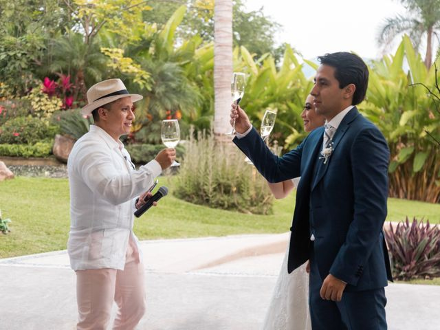 La boda de Aldo y Elena en Xochitepec, Morelos 160