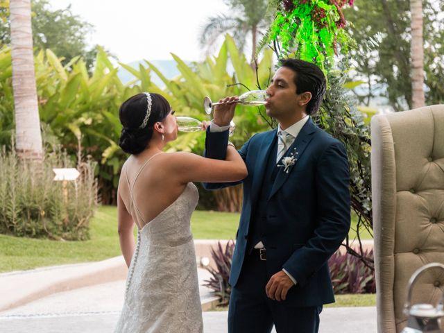 La boda de Aldo y Elena en Xochitepec, Morelos 161