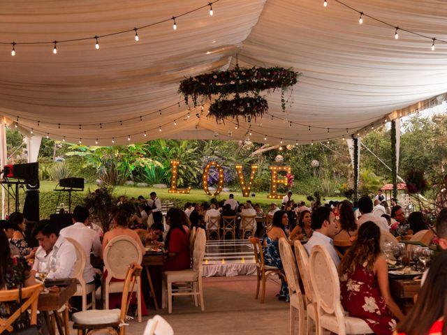 La boda de Aldo y Elena en Xochitepec, Morelos 162