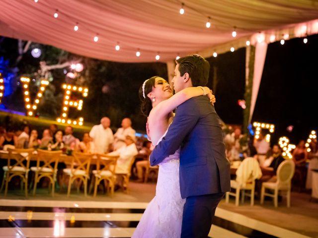 La boda de Aldo y Elena en Xochitepec, Morelos 175