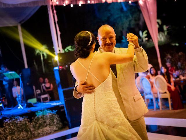 La boda de Aldo y Elena en Xochitepec, Morelos 176