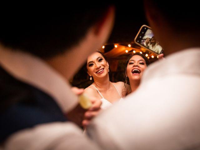 La boda de Aldo y Elena en Xochitepec, Morelos 186