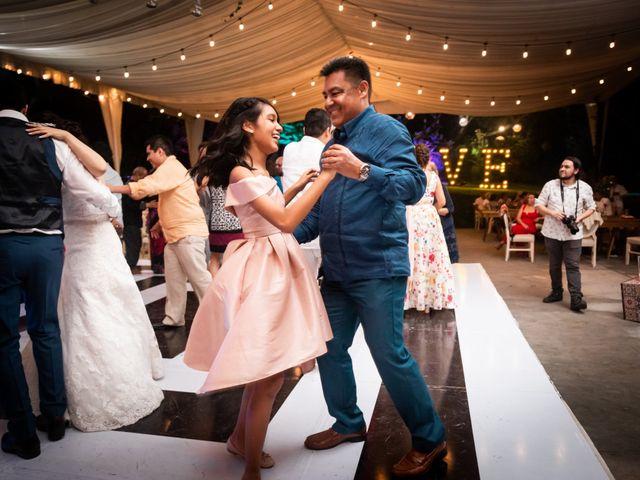 La boda de Aldo y Elena en Xochitepec, Morelos 187