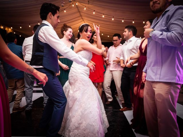 La boda de Aldo y Elena en Xochitepec, Morelos 192
