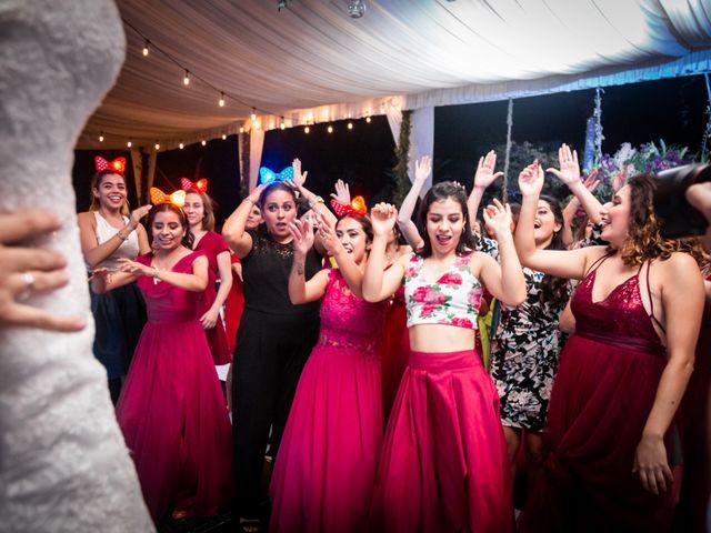 La boda de Aldo y Elena en Xochitepec, Morelos 195
