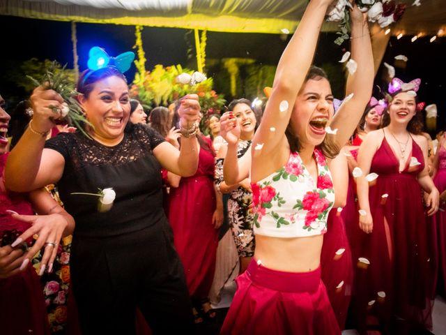 La boda de Aldo y Elena en Xochitepec, Morelos 197