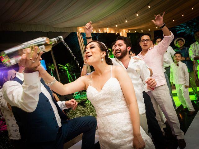 La boda de Aldo y Elena en Xochitepec, Morelos 201
