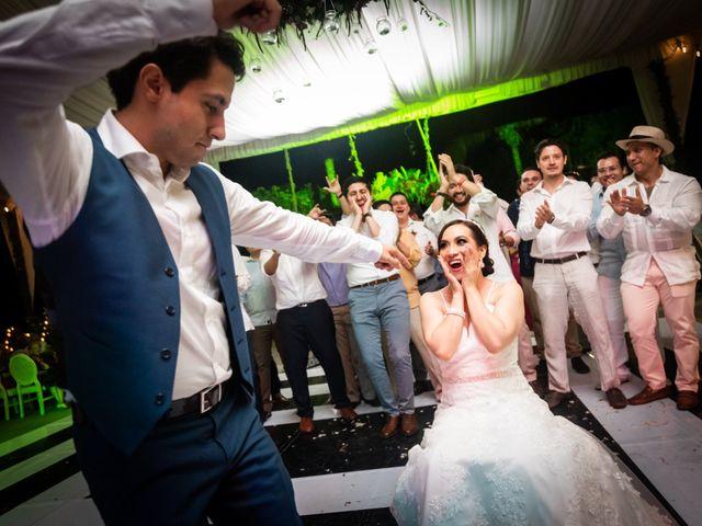 La boda de Aldo y Elena en Xochitepec, Morelos 202
