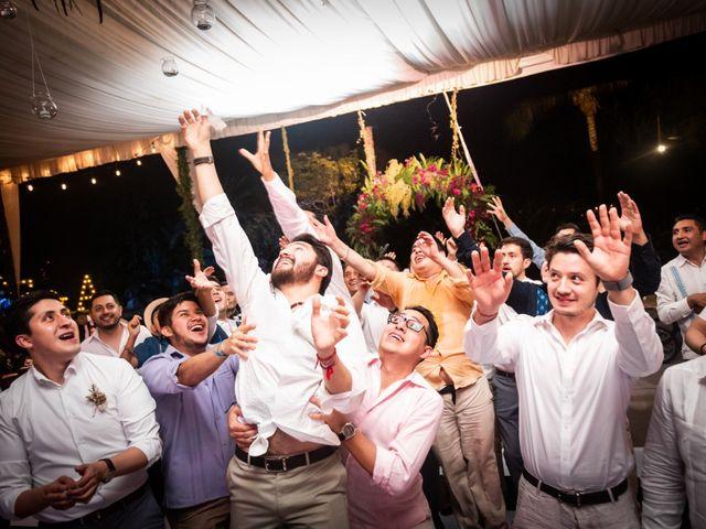 La boda de Aldo y Elena en Xochitepec, Morelos 204