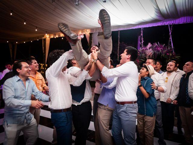 La boda de Aldo y Elena en Xochitepec, Morelos 205