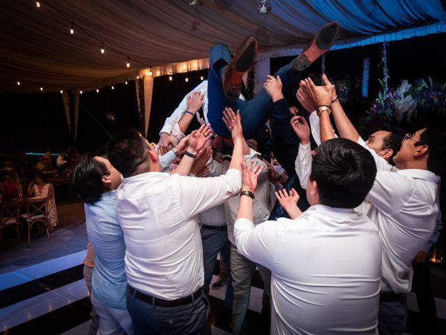 La boda de Aldo y Elena en Xochitepec, Morelos 206