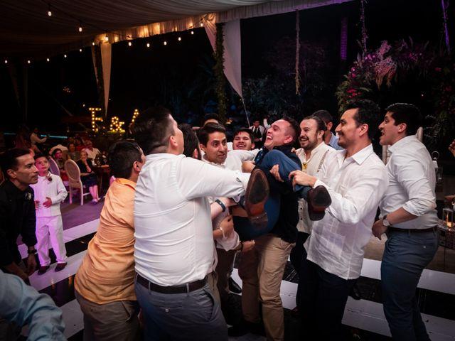 La boda de Aldo y Elena en Xochitepec, Morelos 207