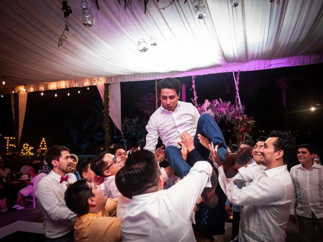 La boda de Aldo y Elena en Xochitepec, Morelos 208