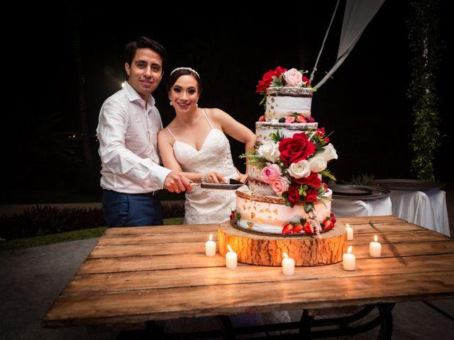 La boda de Aldo y Elena en Xochitepec, Morelos 209