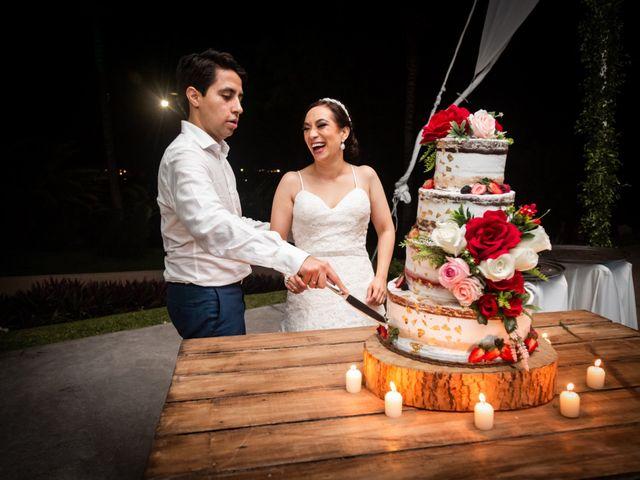 La boda de Aldo y Elena en Xochitepec, Morelos 210