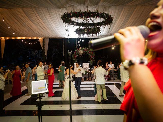 La boda de Aldo y Elena en Xochitepec, Morelos 212