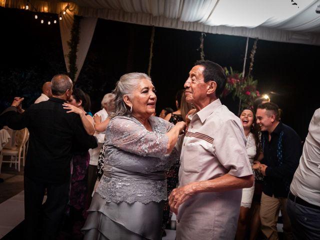 La boda de Aldo y Elena en Xochitepec, Morelos 213