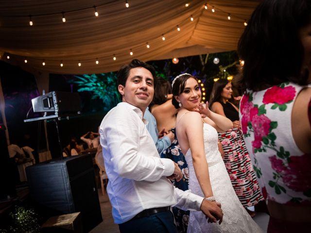 La boda de Aldo y Elena en Xochitepec, Morelos 214