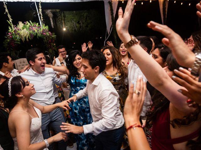 La boda de Aldo y Elena en Xochitepec, Morelos 216