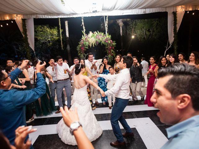 La boda de Aldo y Elena en Xochitepec, Morelos 217