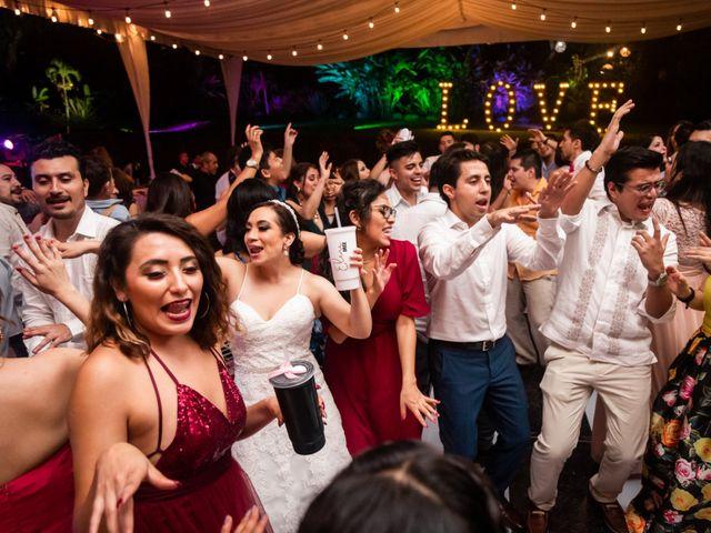 La boda de Aldo y Elena en Xochitepec, Morelos 218