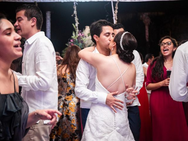 La boda de Aldo y Elena en Xochitepec, Morelos 220