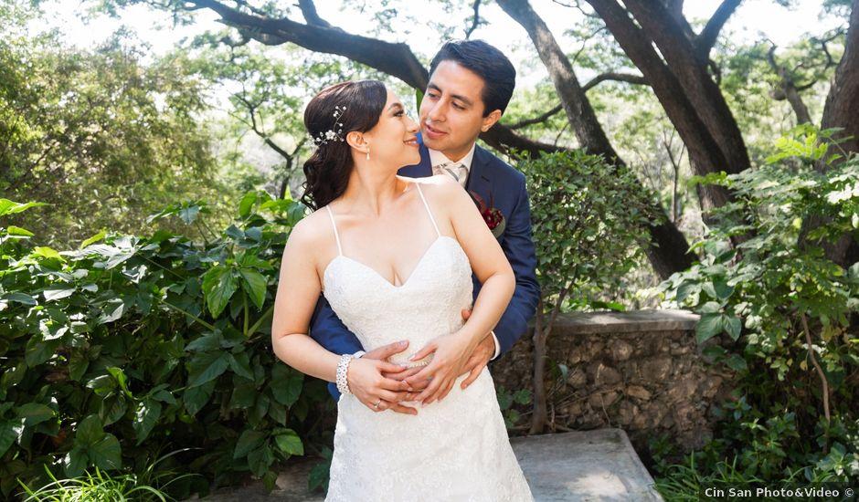 La boda de Aldo y Elena en Xochitepec, Morelos