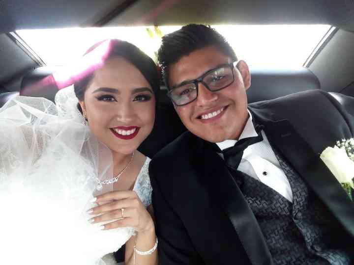 La boda de Anel y Antonio