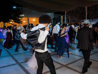 La boda de Carlos Eduardo y Yohana Vanessa 2