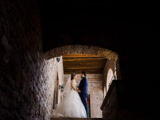 La boda de María José Leal y Diego Hernández 2