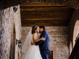 La boda de María José Leal y Diego Hernández 3