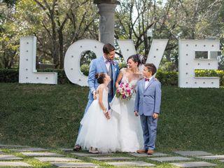La boda de César y Paola 2