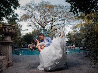 La boda de César y Paola