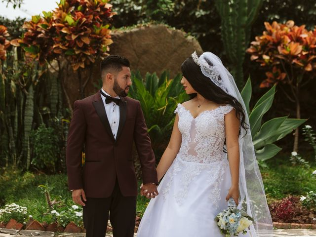 La boda de Thalie y Marco