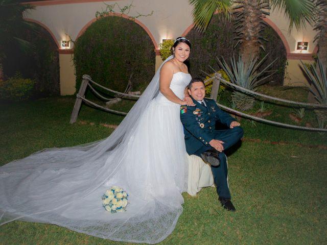 La boda de Aurora y Guillermo