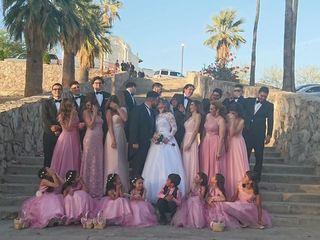 La boda de Paola  y Efren  1
