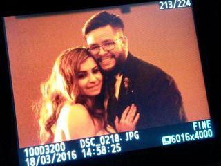 La boda de Paola  y Efren