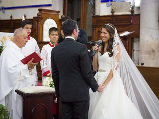 La boda de Lore y Adrián 1