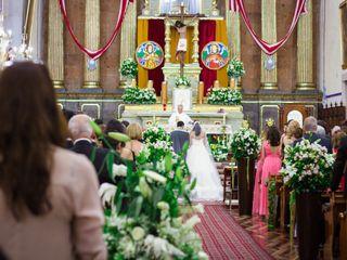 La boda de Lore y Adrián 2