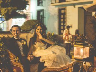 La boda de Lore y Adrián