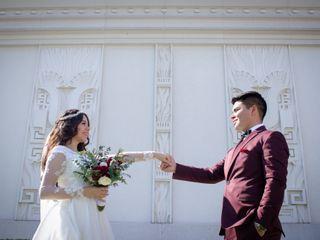 La boda de Camila y Carlos