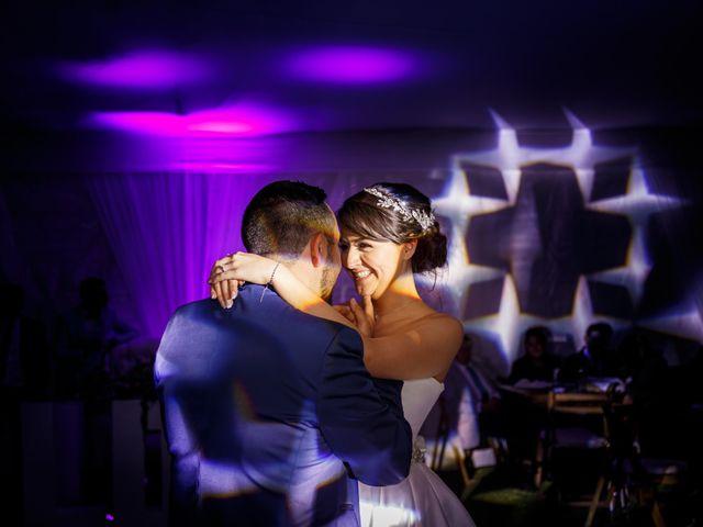 La boda de Benny y Memo