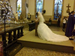 La boda de Blanca Nohemi y Cristhian Emanuelle 1