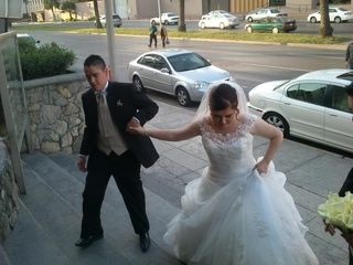 La boda de Blanca Nohemi y Cristhian Emanuelle 2