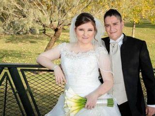 La boda de Blanca Nohemi y Cristhian Emanuelle