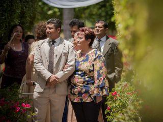 La boda de María Inés y Víctor 1