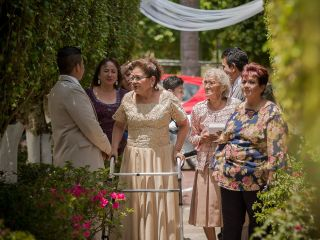 La boda de María Inés y Víctor 2