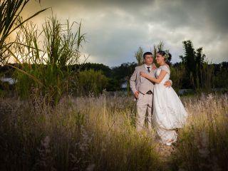 La boda de María Inés y Víctor