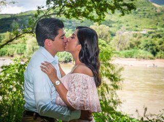 La boda de Angie y Diego 1